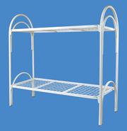 Металлические кровати для общежитий,  кровати для мнтернатов