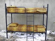 Кровати металлические для интернатов,  кровати для студентов. опт.