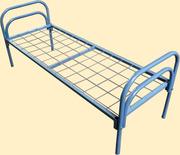 Армейские металлические кровати